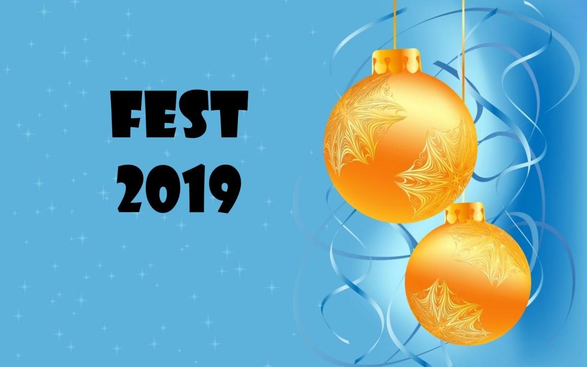 Relativity Fest Ornaments